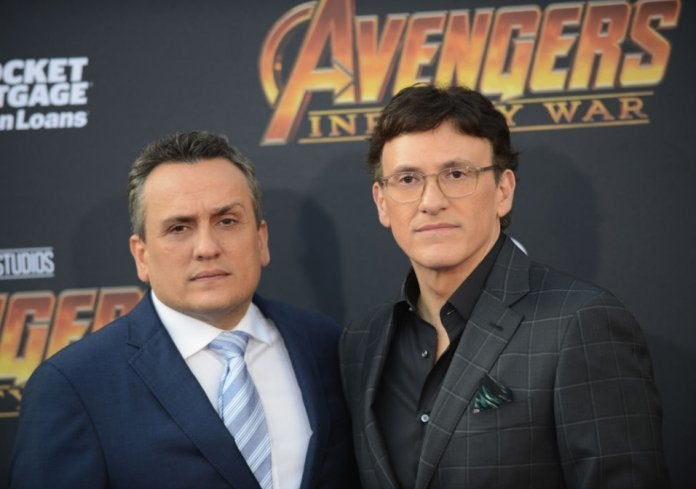 Russo Brothers Albert L Ortega Getty Images