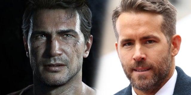 Ryan Reynolds Uncharted Film