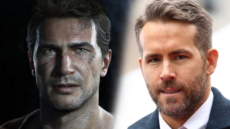 Ryan Reynolds Uncharted Film