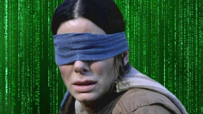 sandra bullock the matrix neo