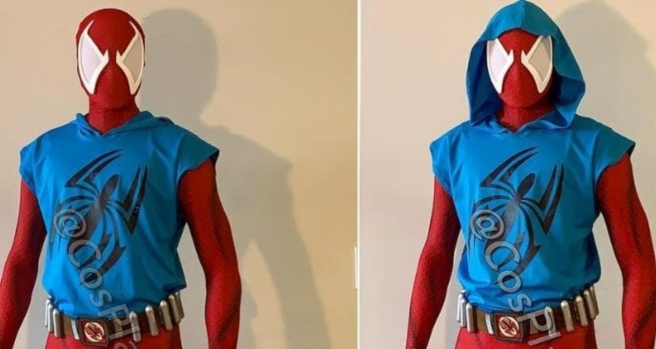 'Marvel's Spider-Man' Scarlet Spider Suit Comes to Life With This Cosplay
