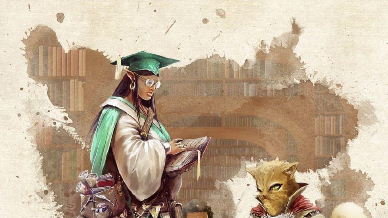 'Dungeons & Dragons' Supplement Introduces Scholar Class