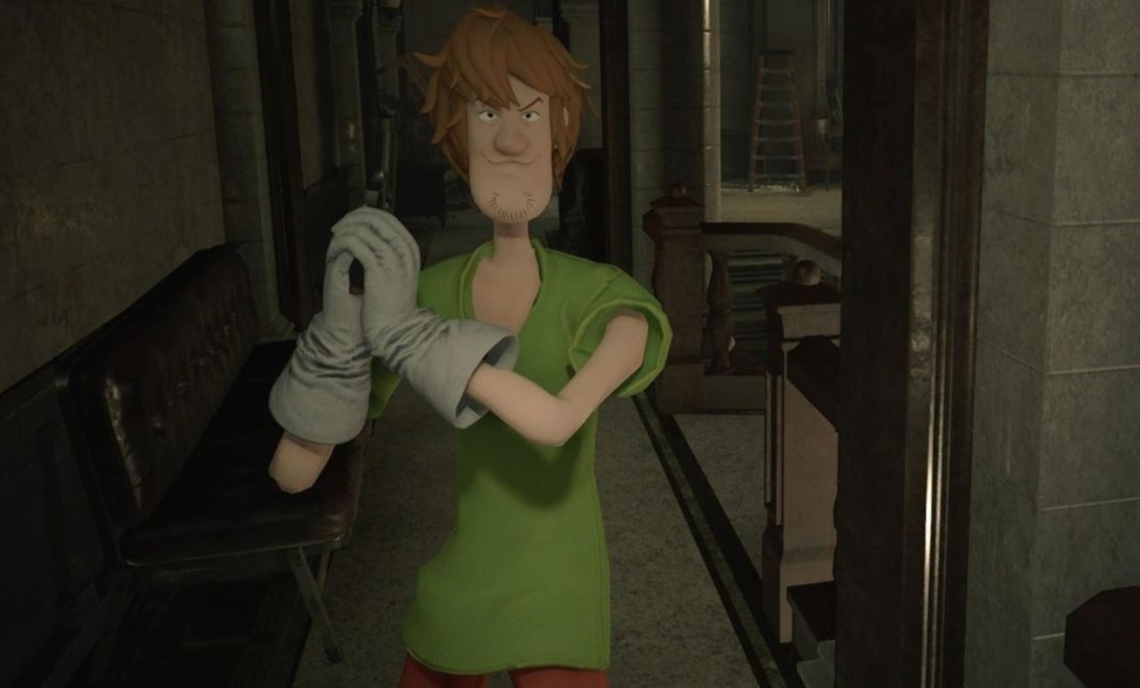 Resident Evil 2' Mod Pits Shaggy Against 10 Mr  X's