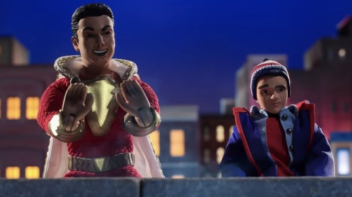 shazam robot chicken