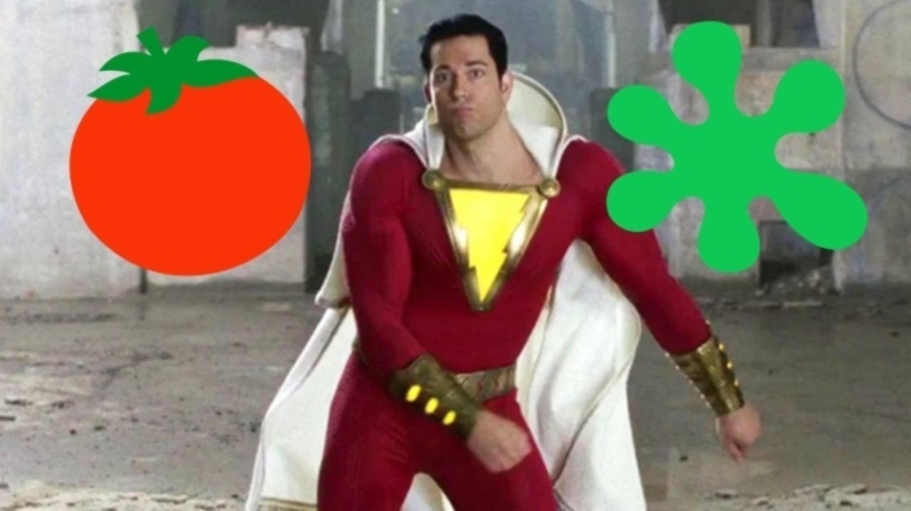 'Shazam!' Debuts on Rotten Tomatoes With Near Perfect Score