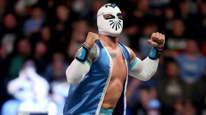 Sin-Cara-WWE
