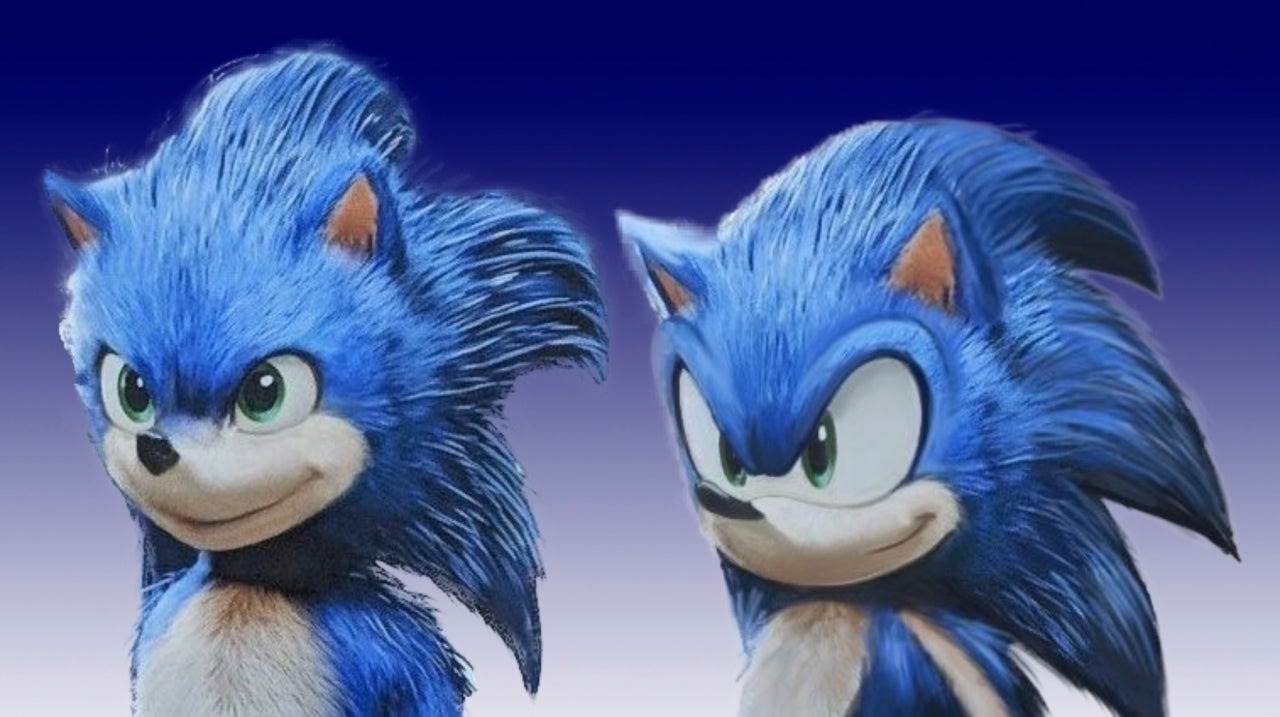 Leaked 'Sonic the Hedgehog' Movie Image Edited by Fan and the