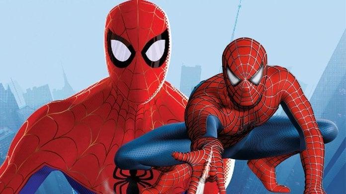 Spider-Man Animated Sam Raimi