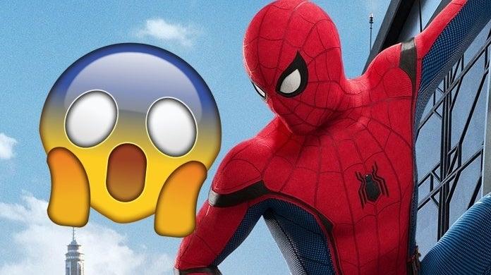 spider man homecoming kleenex meme