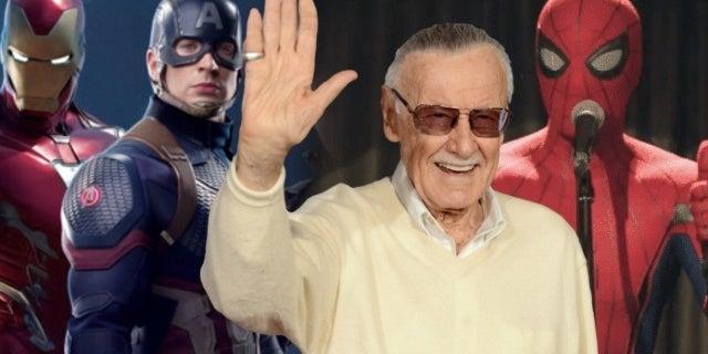 stan lee avengers endgame spider man far from home