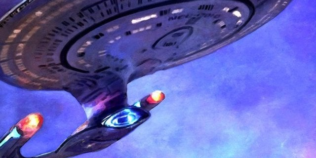 Star Trek bye bye robot