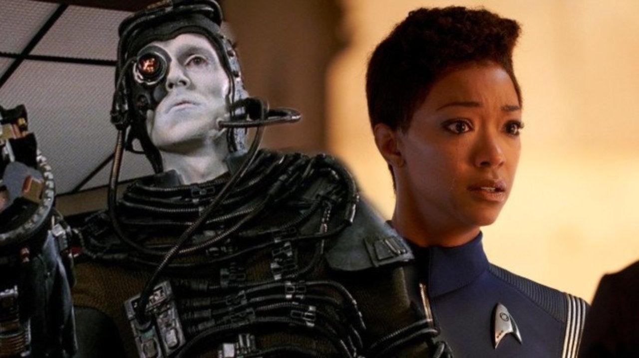 Is 'Star Trek: Discovery' Telling the Borg's Origin Story?