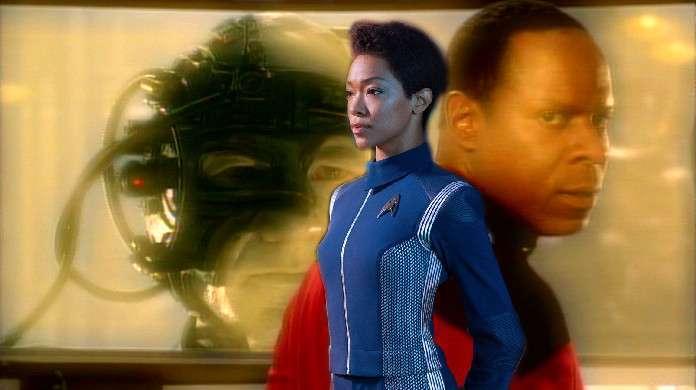 Star Trek Discovery Deep Space Nine