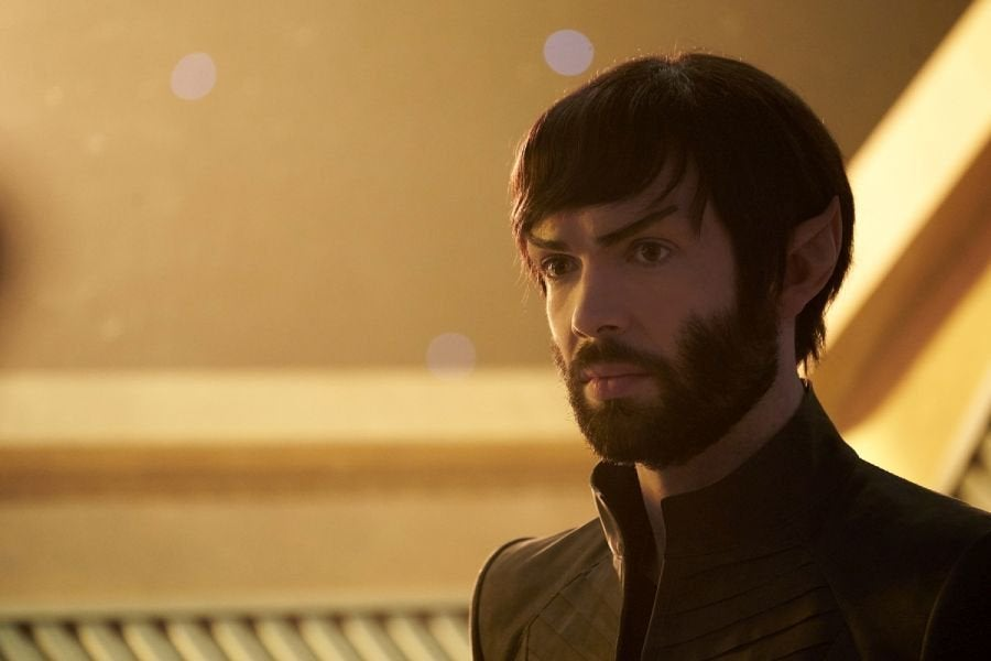Star Trek Discovery Perpetual Infinity 12
