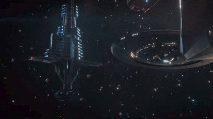 Star Trek Discovery Project Daedelus Section 31 Headquarters