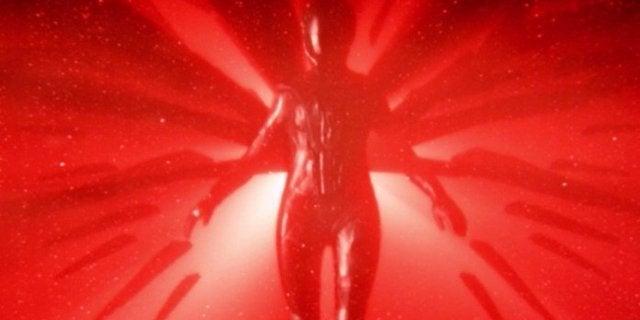 Star Trek DIscovery Red Angel