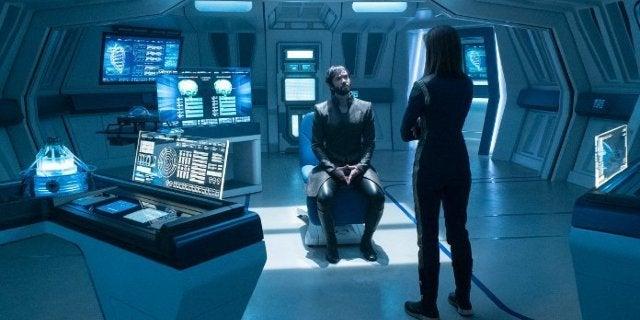 Star Trek Discovery Spock Vision