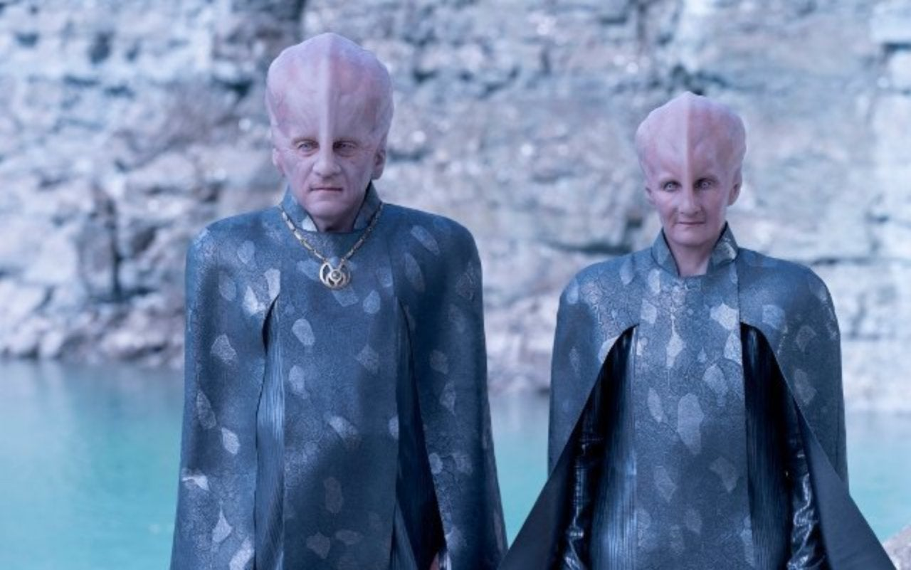 'Star Trek: Discovery': Behind-the-Scenes Look at Updated Talosians