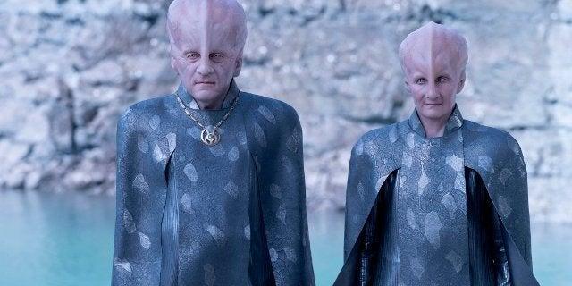 Star Trek Discovery Talosians