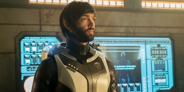Star Trek Discovery The Red Angel Spock