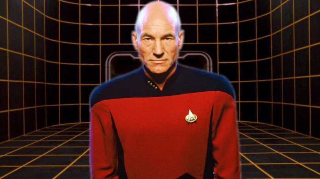'Star Trek': See the Picard Pilot Director at Work in a Holodeck, Sort Of