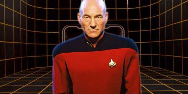 Star Trek Picard Holodeck