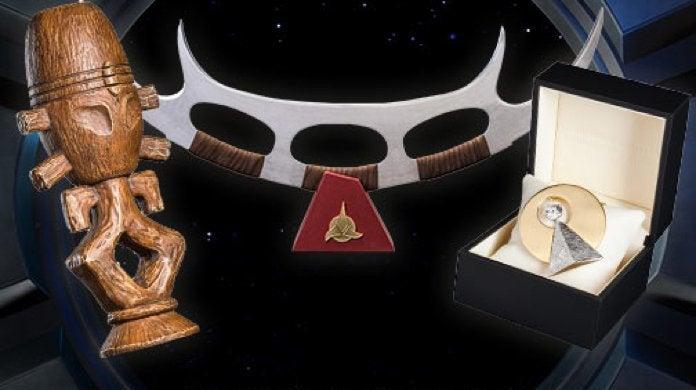 'Star Trek' Prop Replicas Are Buy One, Get One Free
