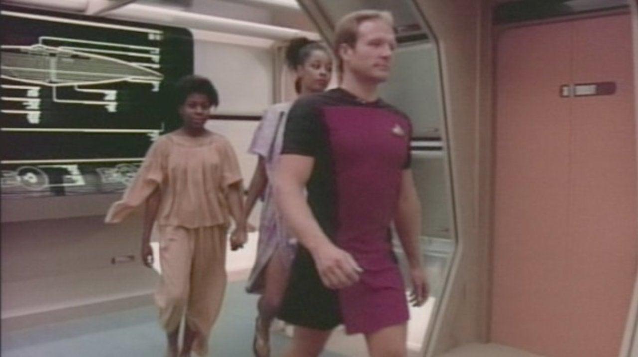'Star Trek' is Bringing Back the Skant Starfleet Uniform