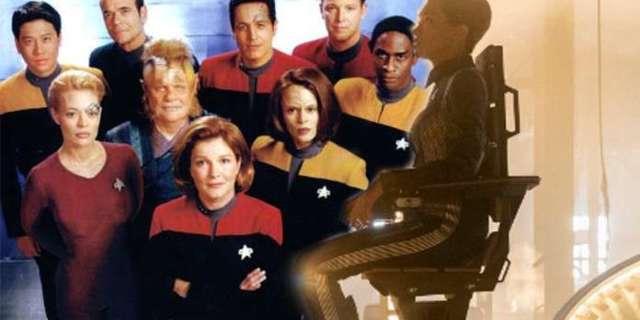 Star Trek Voyager Discovery
