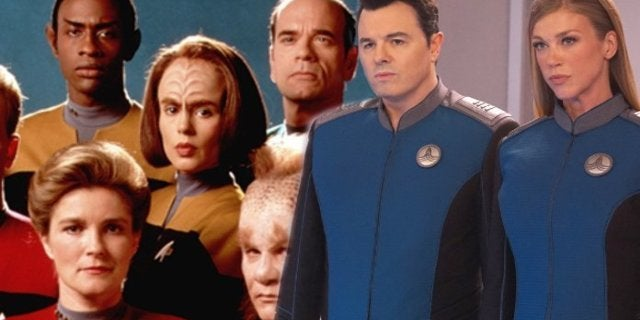 Another 'Star Trek: Voyager' Cast Member Guest Stars on 'The Orville'