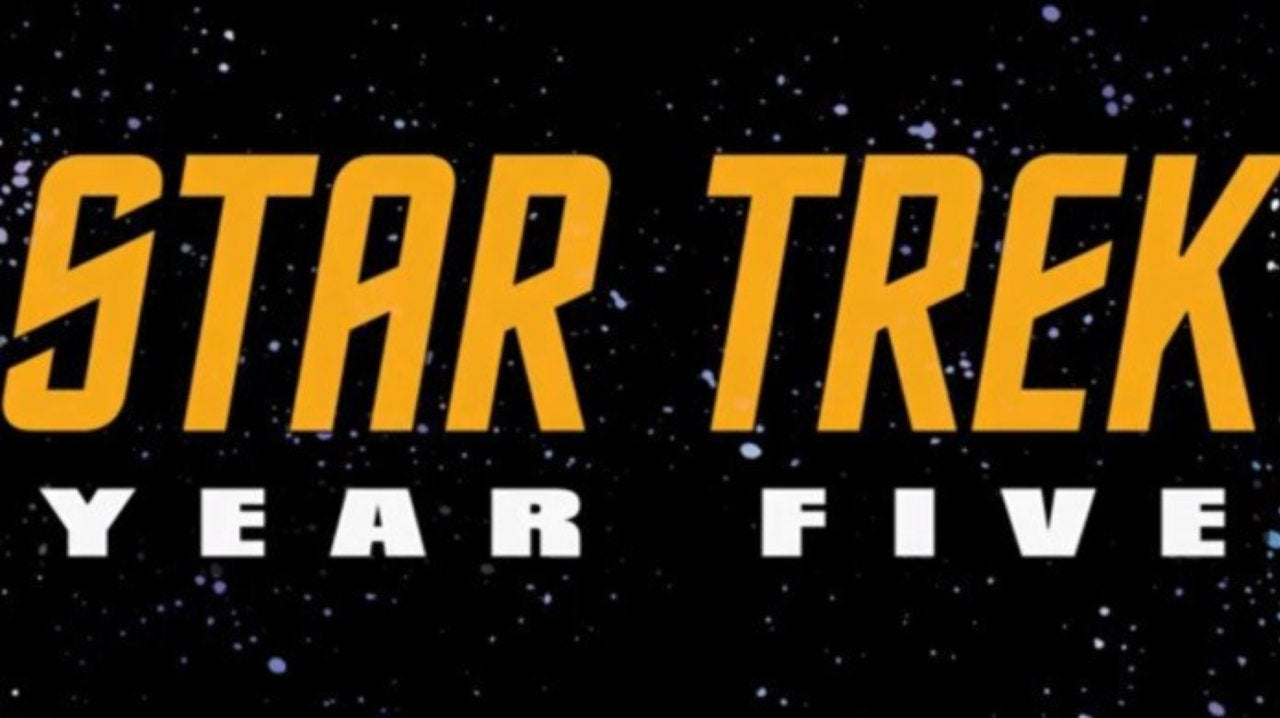 'Star Trek: Year Five' Behind-the-Scenes Video Released