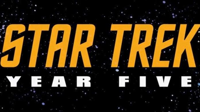 Star Trek Year Five
