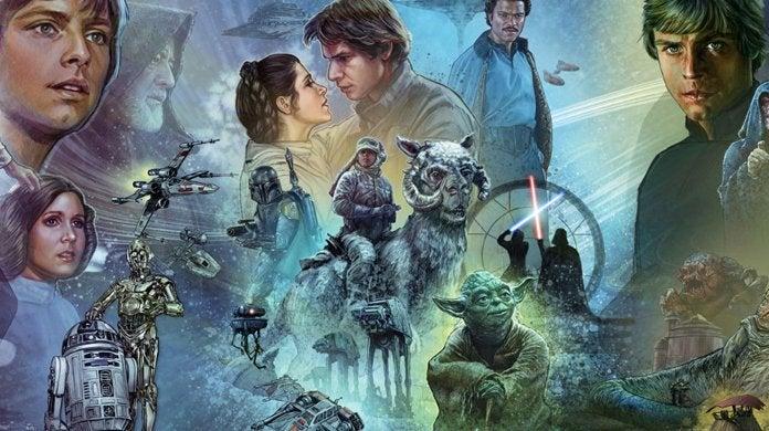 star wars saga mural celebration original trilogy header