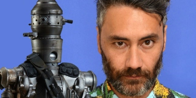The Mandalorian's Taika Waititi on Whether or Not He'd Direct a Star Wars Movie