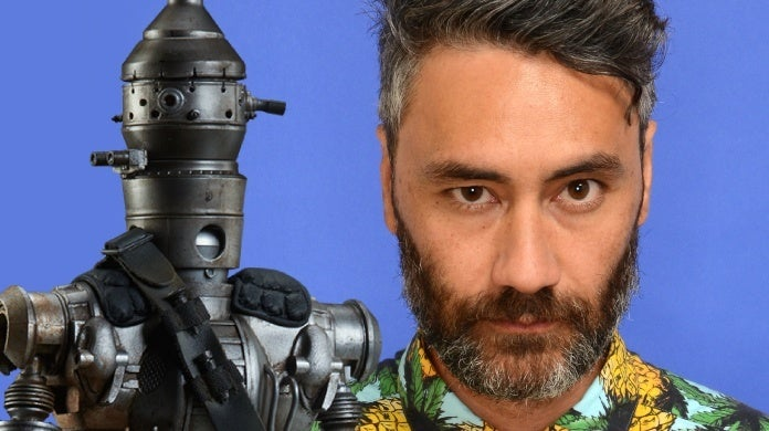 star wars the mandalorian taika waititi ig 88