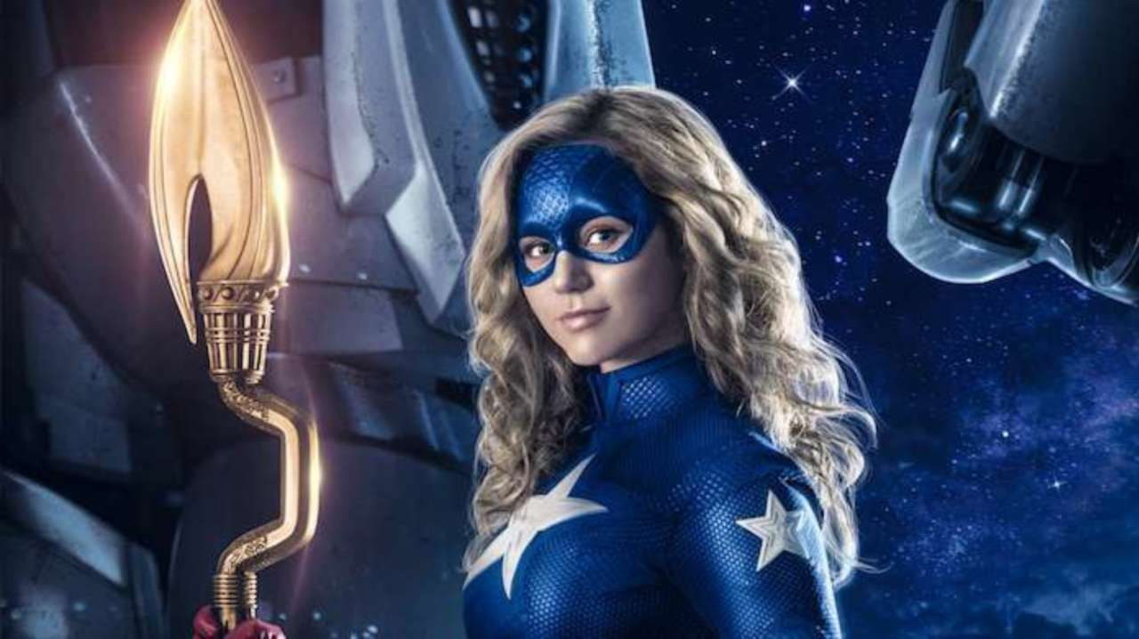 Stargirl Actress Shows Off New Look at Costume for DC Universe Series