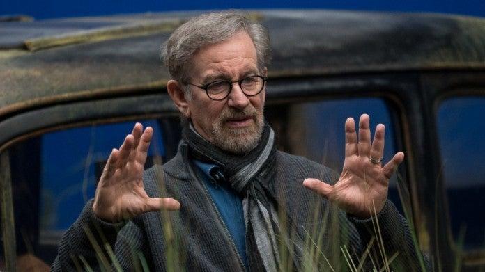 Steven Spielberg The BFG