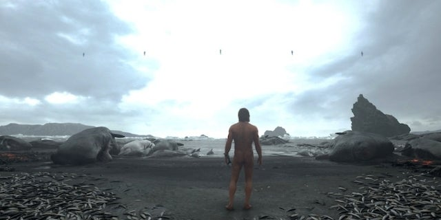 "'Death Stranding' ""Is Unlike Anything I Have Seen Anyone Else Do"""