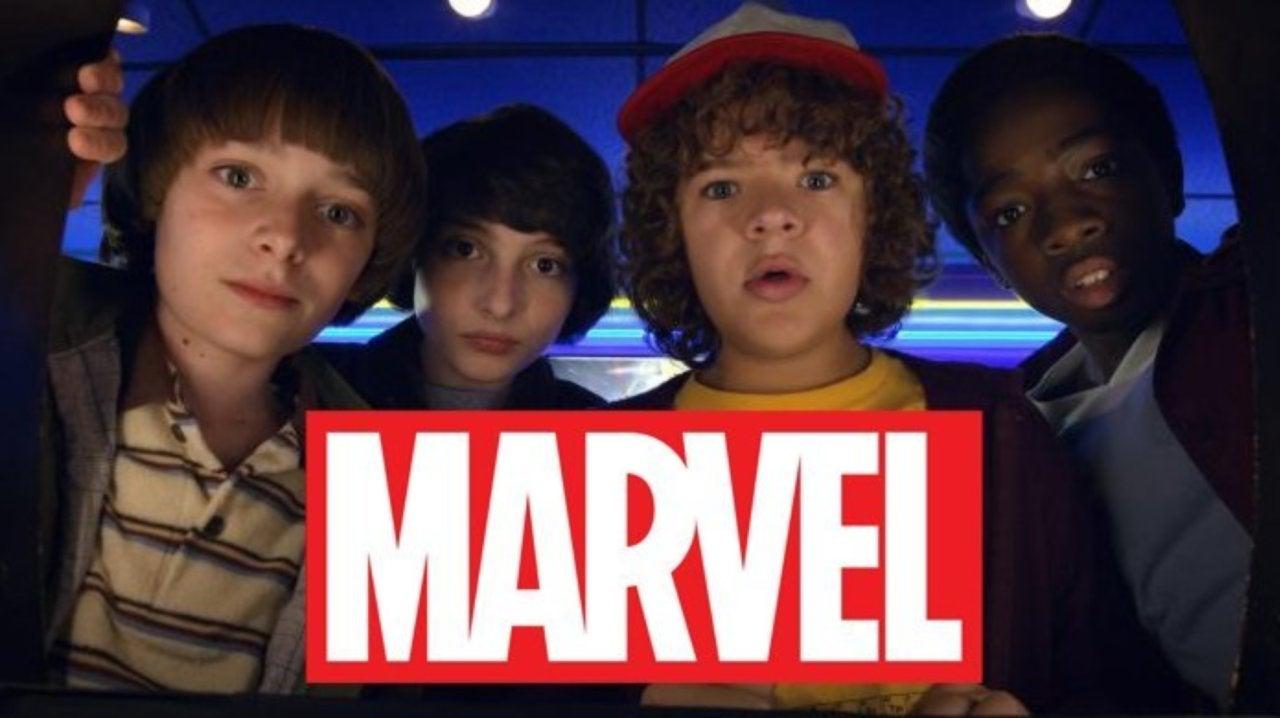 'Stranger Things' Stars Reveal Their Dream Marvel Team-Ups