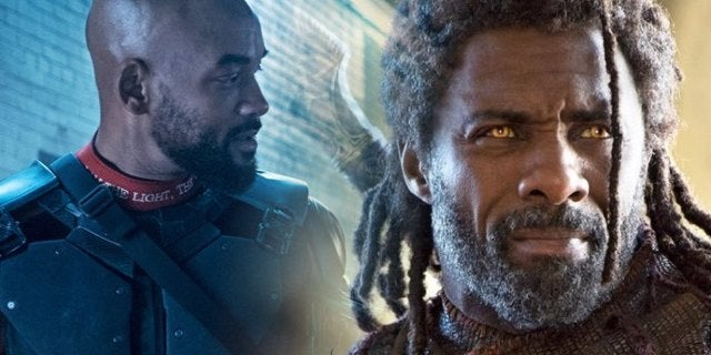 'Suicide Squad 2': Idris Elba to Replace Will Smith as Deadshot