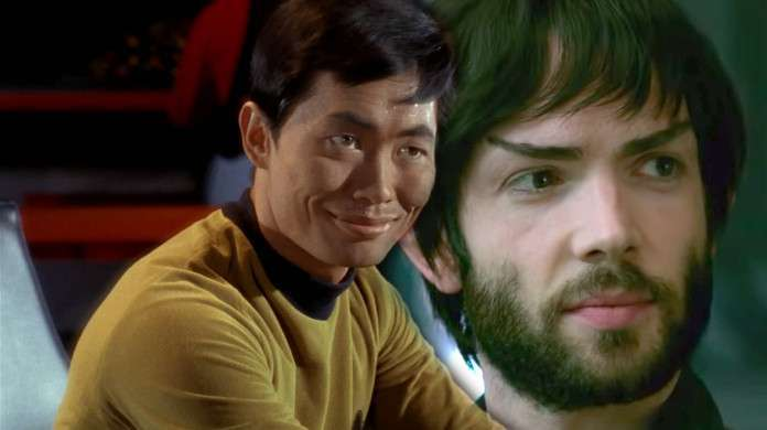 Sulu Spock
