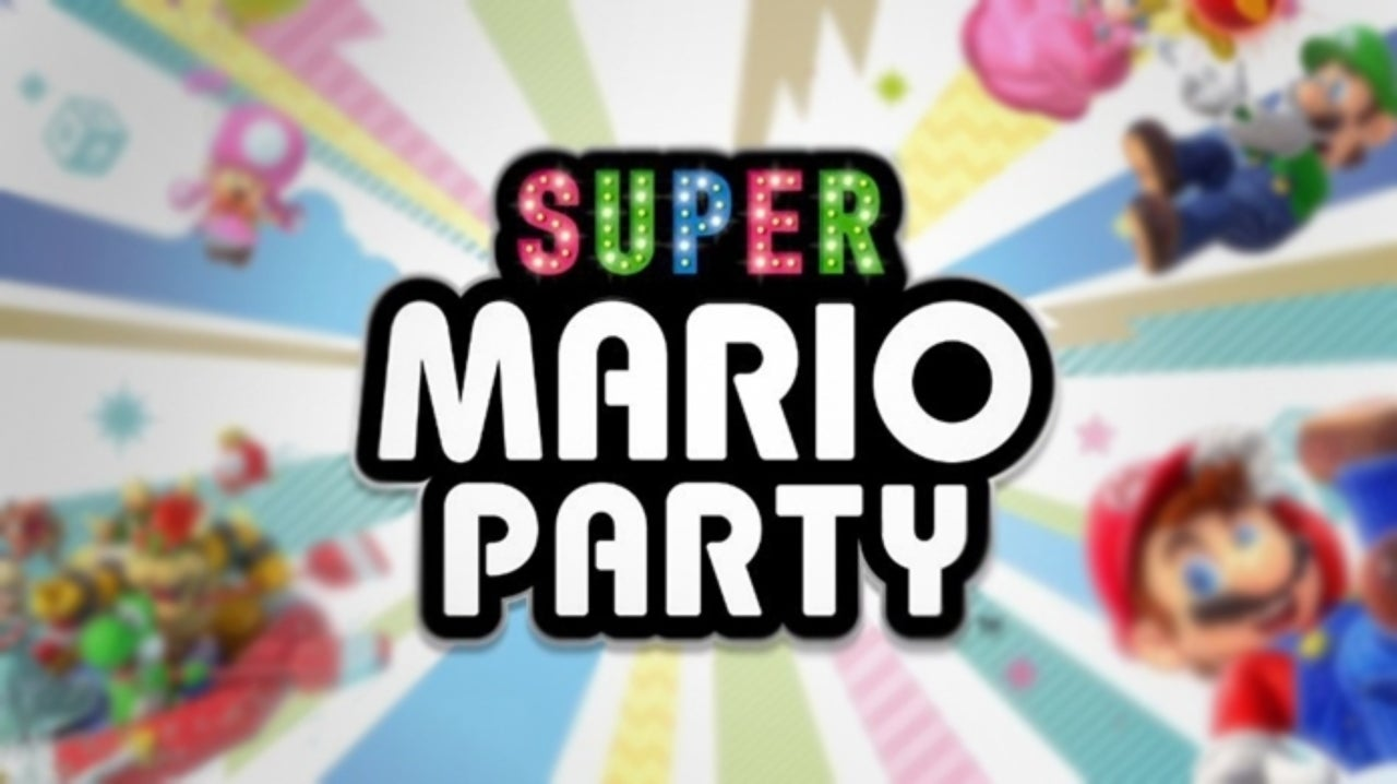 'Super Mario Party' Receives First Update Five Months After Launch