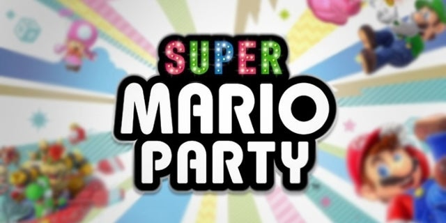 Super Mario Party First Update