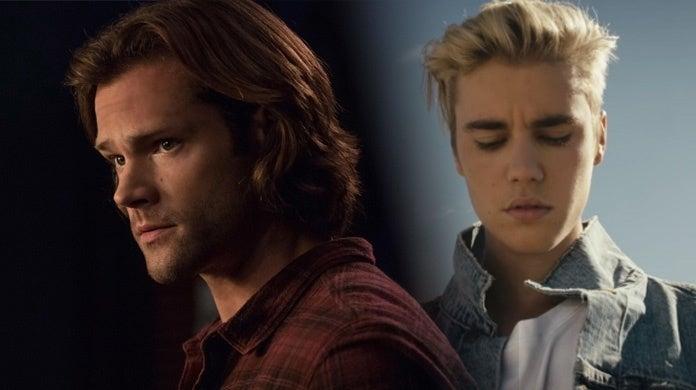 Supernatrual-Jared-Padalecki-Justin-Bieber