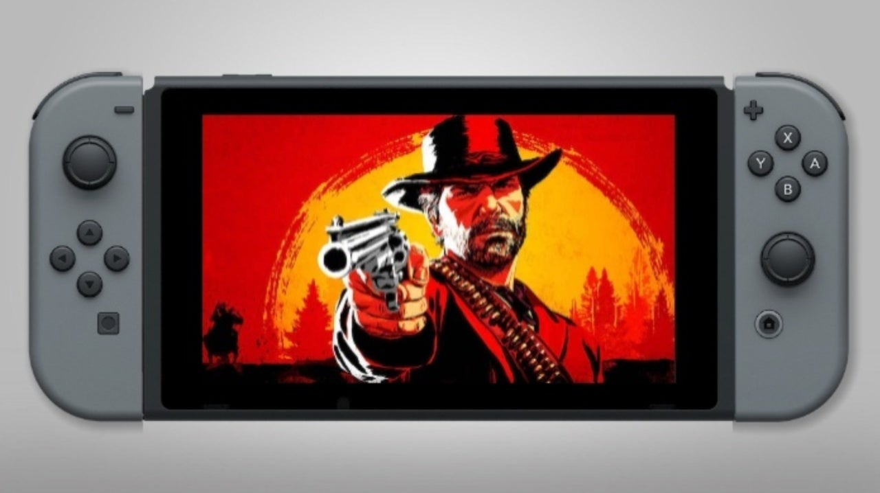 Target Says 'Red Dead Redemption 2' Is Coming to Nintendo Switch