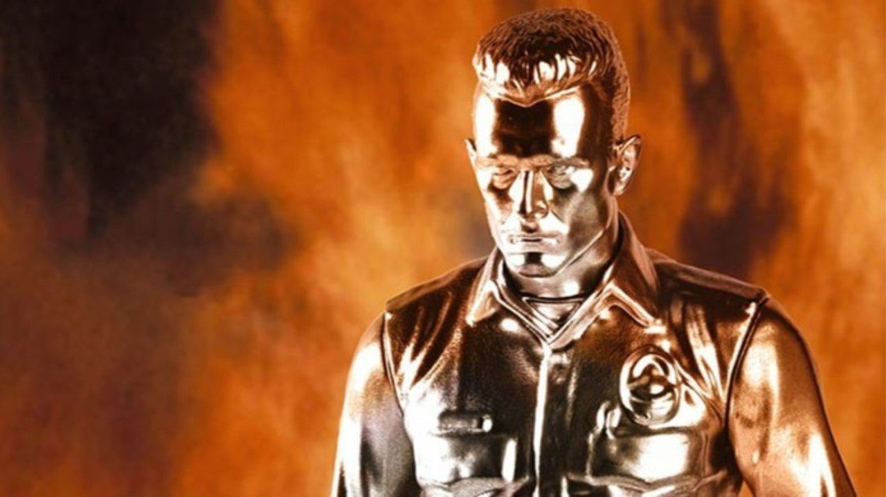 Terminator-like Liquid Metal Developed By Scientists