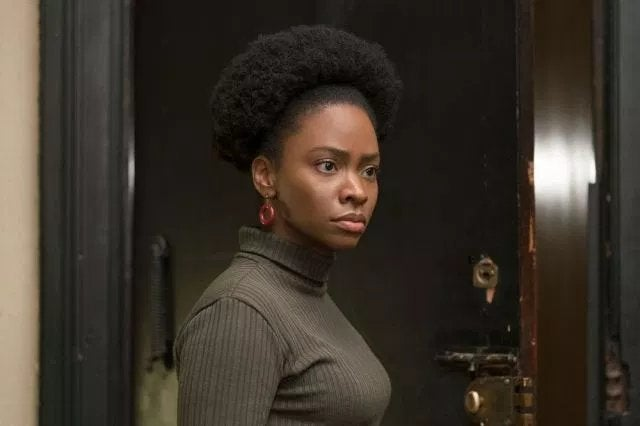 Teyonah Parris if beale street could talk