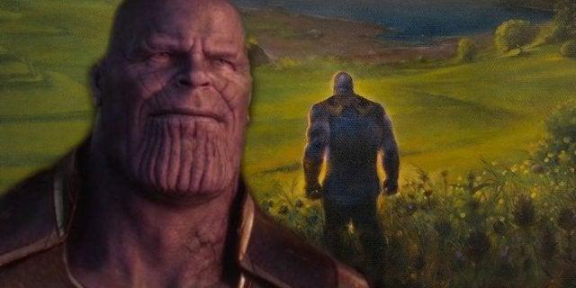 Thanos Farm Infinity War