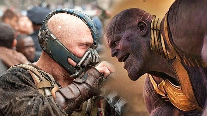 thanos versus bane