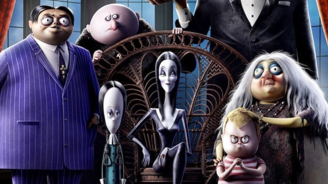 'The Addams Family' Trailer Released